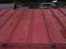 トタン屋根のサビイメージ