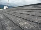 屋根の色褪せイメージ