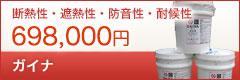 ガイナ 698,000円