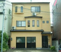 京都市山科区N様事務所外観
